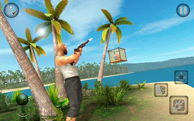 Game sinh tồn xây dựng Raft Survival Forest